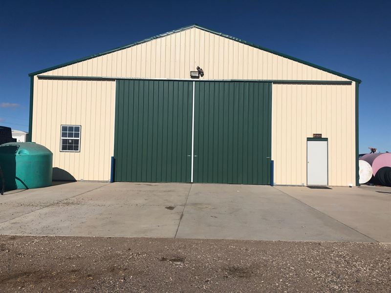 2525 Ct Rd 36 Thomas Cty Farm For Sale Rexford