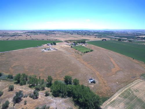 Country Building Lot With Views : Fruitland : Payette County : Idaho