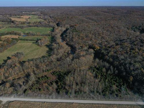 Cole Camp, MO 117 Acre Recreationa : Cole Camp : Benton County : Missouri