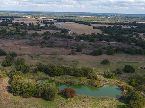 113 Acres With 20+ Ponds : Rockdale : Milam County : Texas
