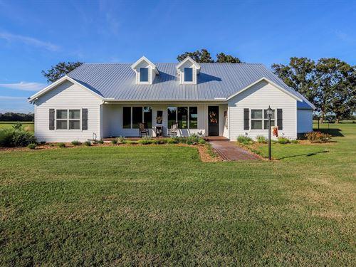 Home Acreage Gilchrist County : Trenton : Gilchrist County : Florida