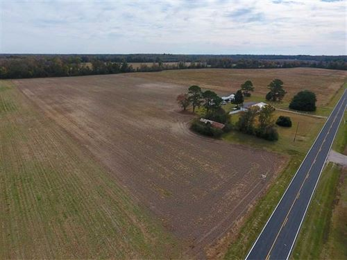 13.12 Acres of Farm Land For Sale : Dover : Craven County : North Carolina