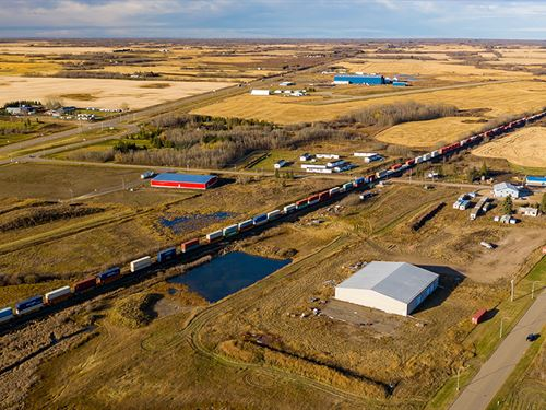 Bankruptcy Auction Industrial Asset : Tofield : Canada