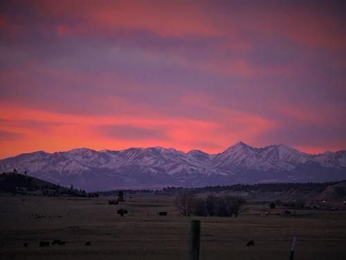 Gorgeous Montana Ranch : Big Timber : Sweet Grass County : Montana