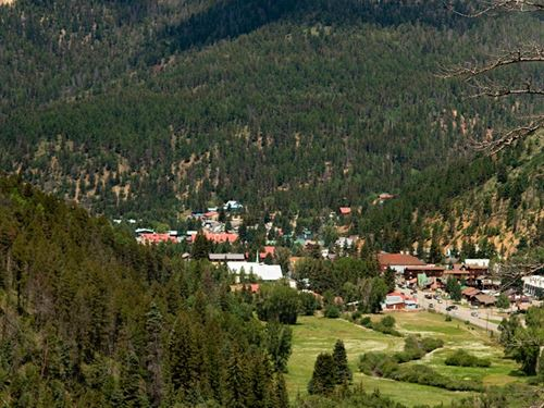 Prime Development Land : Red River : Taos County : New Mexico