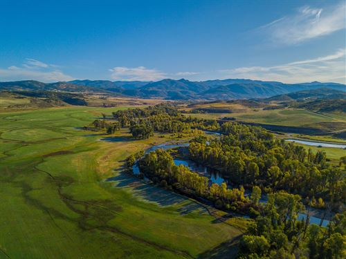 Sherrod Ranch : Steamboat Springs : Routt County : Colorado