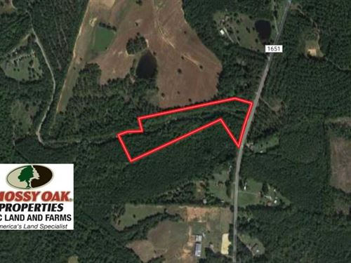 8 Acres of Residential And Hunting : Carthage : Moore County : North Carolina