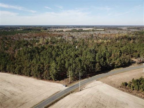 17.17 Acres of Residential And Hun : Maxton : Scotland County : North Carolina