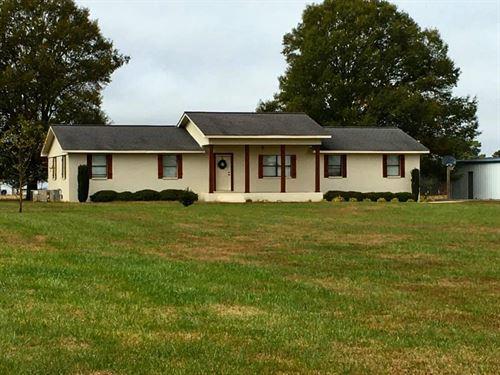 Breathtaking Farm With 42 Acres : Fyffe : DeKalb County : Alabama