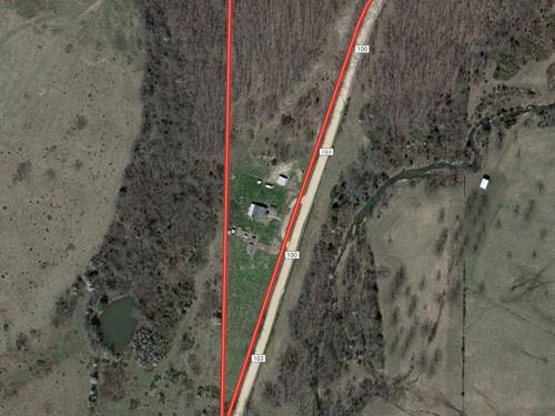 Land For Sale in Alton, MO : Alton : Oregon County : Missouri