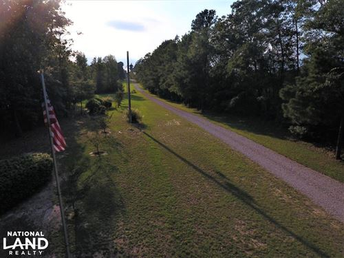 Shirley Plantation 10 Acre Homesite : Snow Hill : Greene County : North Carolina