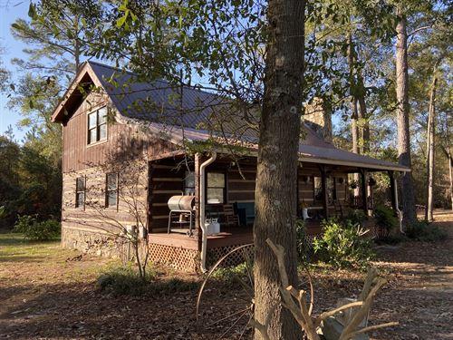 Seaborn Farm : Statesboro : Bulloch County : Georgia