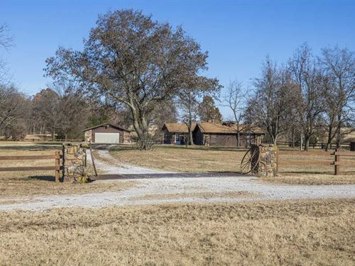 80 Acres in Gravette, AR : Gravette : Benton County : Arkansas