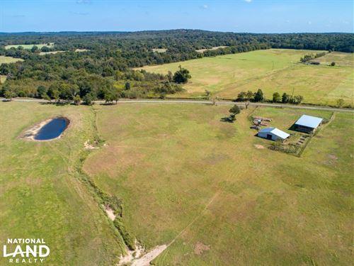 32 ac With 2 Ponds, Spring Creek : Eustace : Van Zandt County : Texas