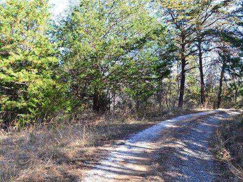 5 Acres With Electric, City WA : Shirley : Van Buren County : Arkansas