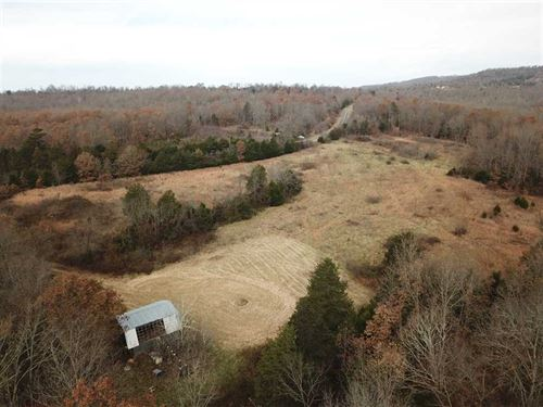 89 Acres With Electric, City : Marshall : Searcy County : Arkansas