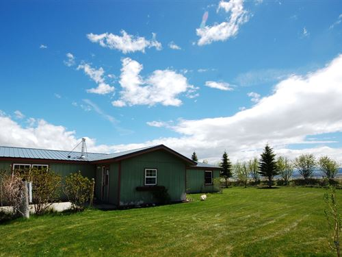 45 Depot Road : Ennis : Madison County : Montana