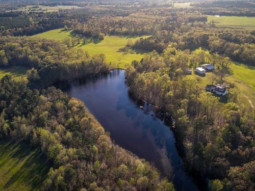 Buffalo Flats Ranch : Naples : Cass County : Texas