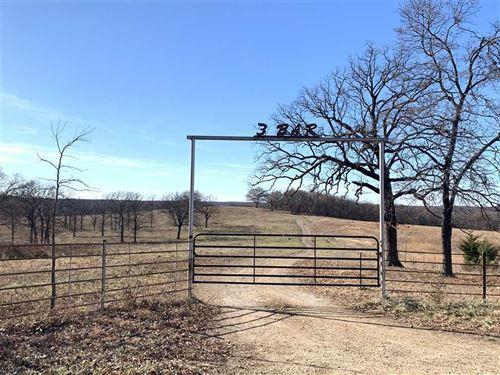 3 Bar Ranch Edwards Missouri : Edwards : Benton County : Missouri