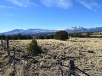 Colorado Land Borders Blm 3 Sides : Gardner : Huerfano County : Colorado