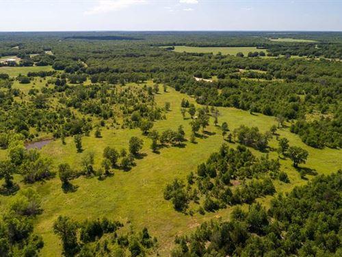 Hilltop Ranch : Fairfield : Freestone County : Texas