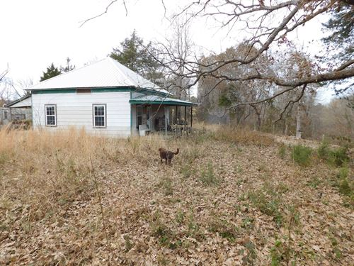 Acreage Buffalo River Region Searcy : Marshall : Searcy County : Arkansas
