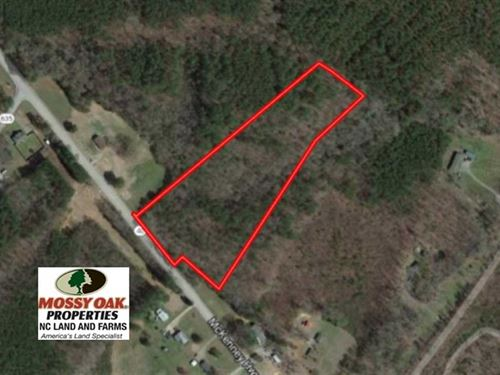 10.33 Acres of Hunting Land For Sa : McKenney : Dinwiddie County : Virginia