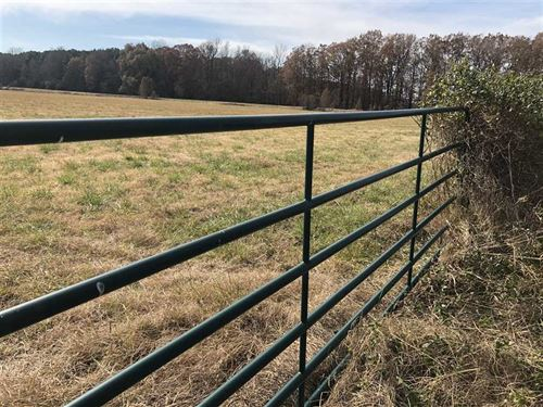 157.57 Acres of Level Pasture Grou : Pangburn : White County : Arkansas