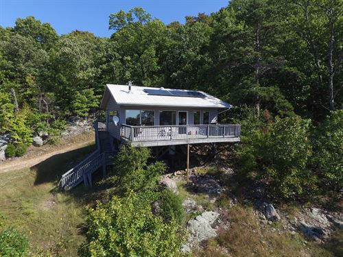 Missouri Mountain Cabin Retreat 120 : Piedmont : Wayne County : Missouri