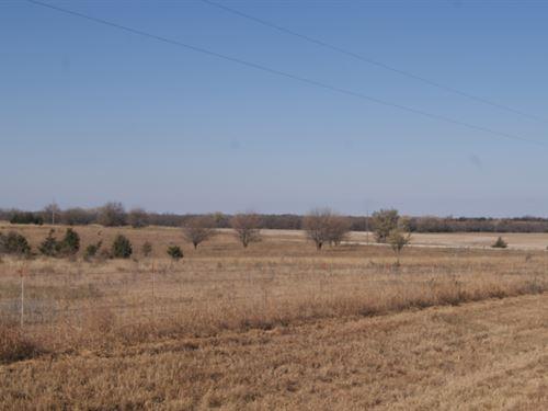 Western Saline County 20 Acres : Brookville : Saline County : Kansas