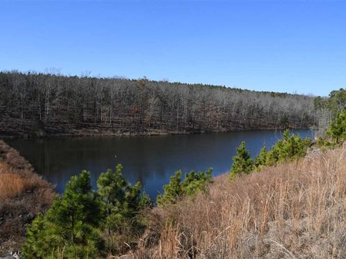 25 Acres With Beautiful Home Sites : Bee Branch : Conway County : Arkansas