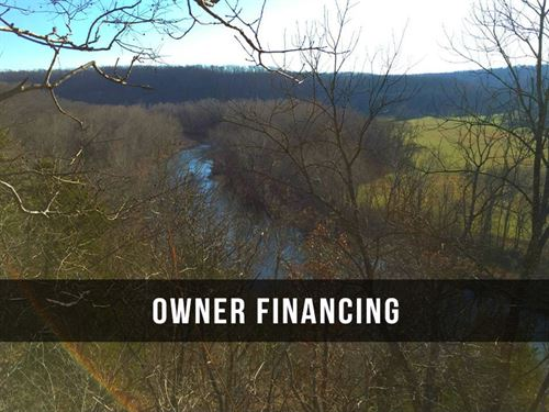 Owner Financed 21 Acres on River : Climax Springs : Camden County : Missouri