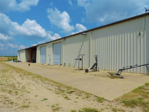 20,000 Sq, Ft, Industrial Building : Greensboro : Greene County : Georgia