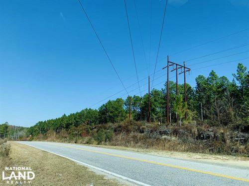 Patrick Highway Homesite : Hartsville : Darlington County : South Carolina
