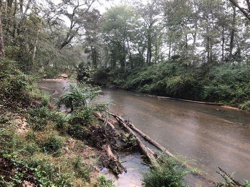 Shackelford Tract : Fayette : Alabama