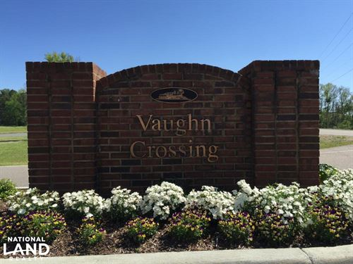 Vaughn Crossing Lot 14 : Pike Road : Montgomery County : Alabama