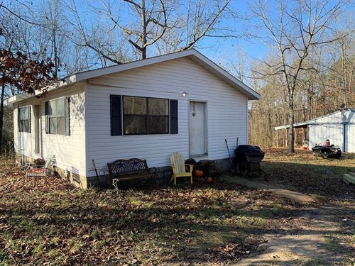 Country Home In Dolph, Arkansas : Dolph : Izard County : Arkansas