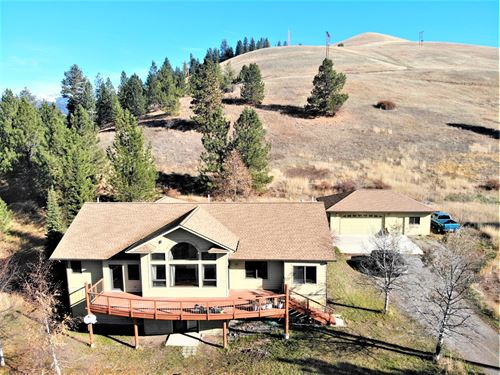 Home For Sale in Grant Creek : Missoula : Montana