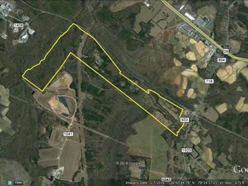 A Hunter's Dream Dry Fork, VA : Dry Fork : Pittsylvania County : Virginia