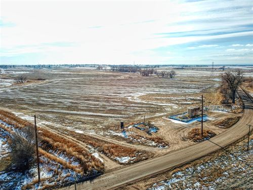 Lupton Bottom Land And Water : Platteville : Weld County : Colorado