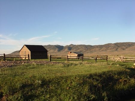 Spring Creek Ranch : Centennial : Albany County : Wyoming