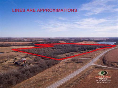 121 Acres in Howard, KS : Howard : Elk County : Kansas