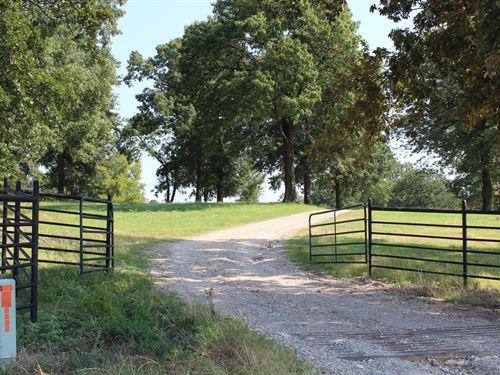 Country Home Farm Ranch Land Idabel : Idabel : McCurtain County : Oklahoma