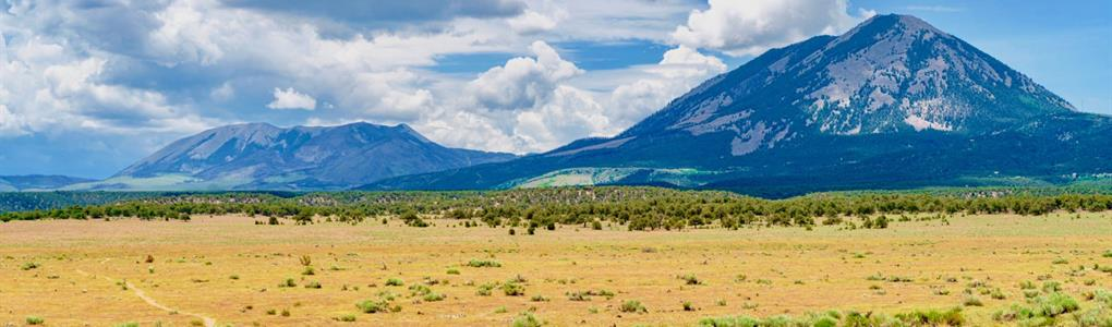 Ranch Near Mountains & Blm Land : Walsenburg : Huerfano County : Colorado