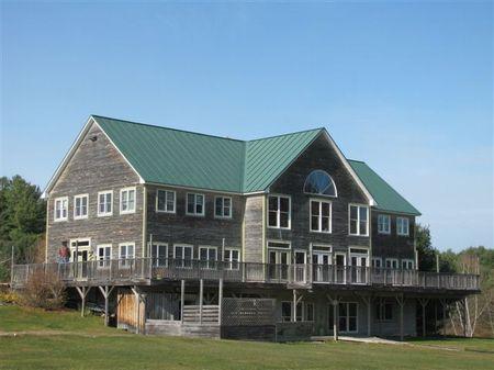 Rice Farm Recreational Facility : Millinocket : Penobscot County : Maine