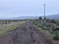 Fantastic Parcel, Power, $373/Month : Termo : Lassen County : California
