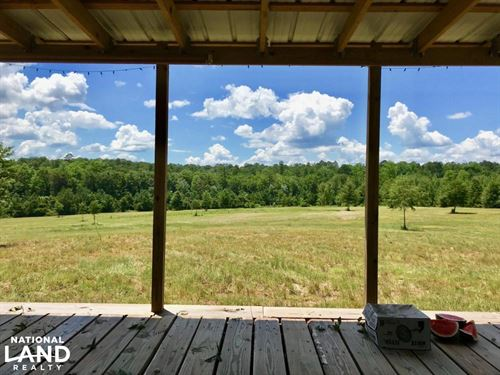 Sand Ridge Rd Recreational And Hunt : Citronelle : Mobile County : Alabama