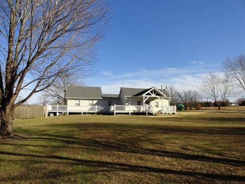 Farm Recreational Property Salem : Salem : Dent County : Missouri