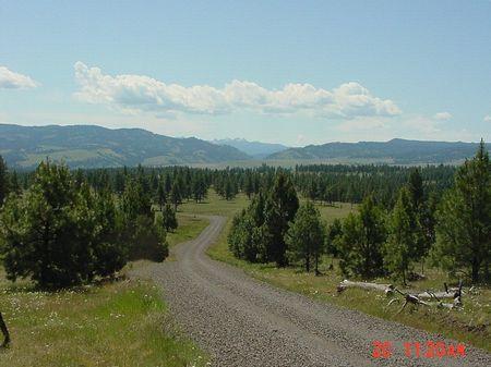 Mccoy Meadows Ranch : La Grande : Union County : Oregon