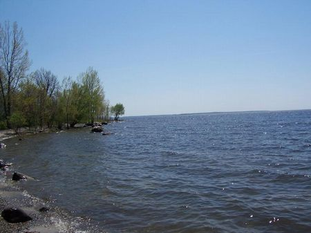 Lake Ontario Waterfront 54 Acres : Brownville : Jefferson County : New York